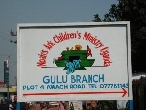 Noah's Ark Children's Ministry