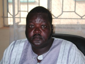 Lieutenant Colonel Walter Ochura, the chairman of the Gulu local district council