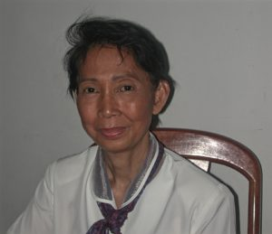 Chea Vannath, director of the Centre for Social Development