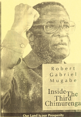 Inside the Third Chimurenga cover
