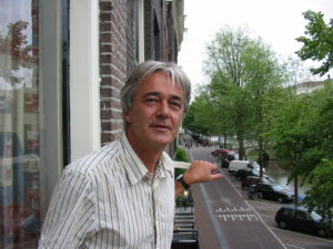 Dr. Joop de Jong, director of the Transcultural Psychosocial Organisation