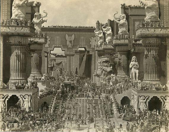 D.W. Griffith, Intolerance, 1916