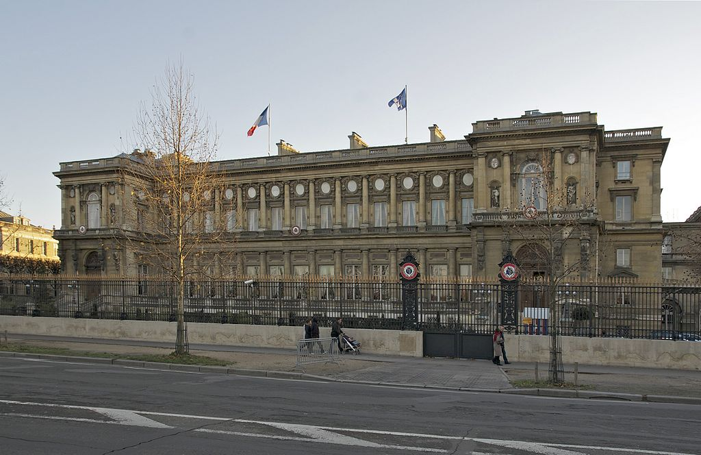French Foreign Ministry
