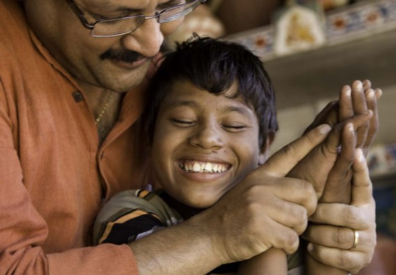 SENSE India for the deafblind