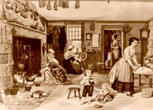 Dutch women in colonial America