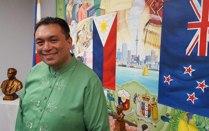 Ambassador Gary Domingo.