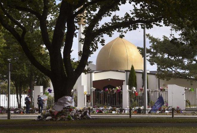 The Al Noor mosque.