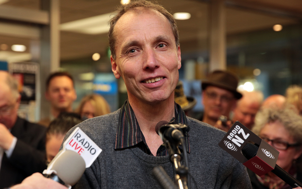 Author Nicky Hager says it's the era of dirty tricks.