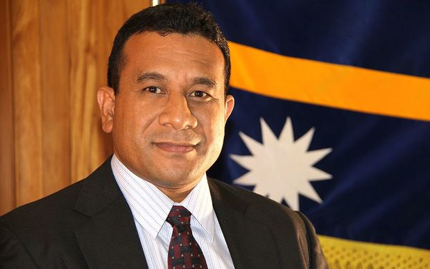 Nauru opposition MP Mathew Batsiua.