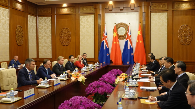 Govt warned to stand firm in China FTA upgrade | Radio New ...