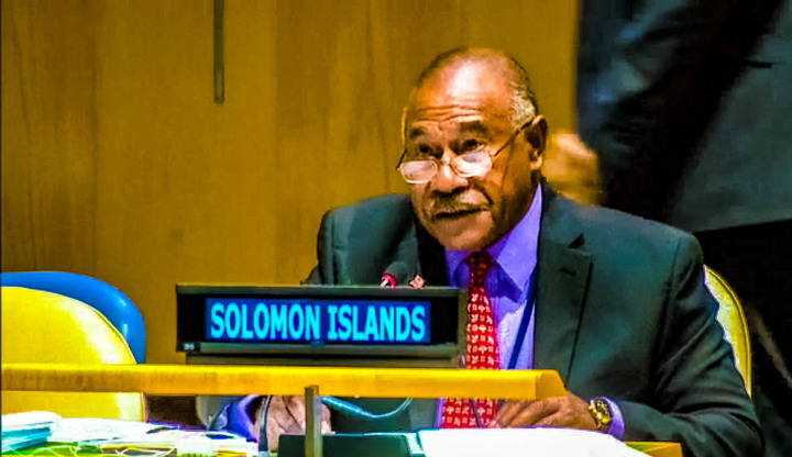 The Solomon Islands Special Envoy on West Papua Rex Horoi told the Assembly that Indonesia should allow UN Special Rapporteurs into West Papua.