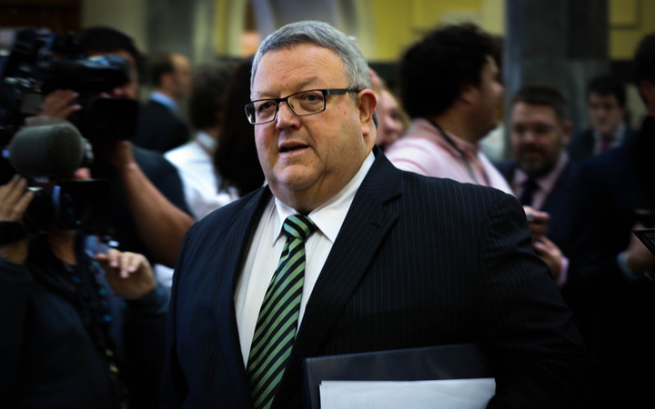 Defence Minister Gerry Brownlee.