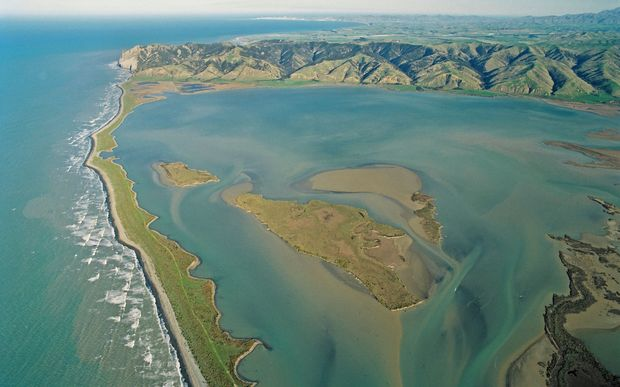 The Big Lagoon, in Marlborough.