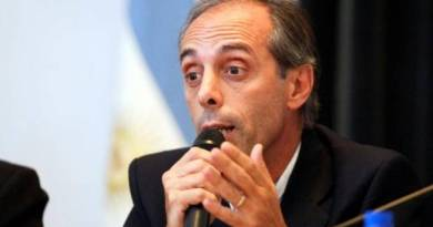 """Claudio Morresi: """"Por primera vez en la historia no se está construyendo un solo kilómetro de subte"""""""