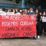 Asbesto: Ahora realizan amparo colectivo para reclamar su presencia en edificios públicos de la Ciudad