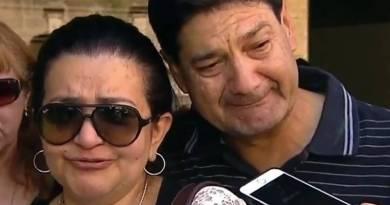 Familiares, amigos y vecinos de Caballito despidieron los restos del joven asesinado en Villa Gesell