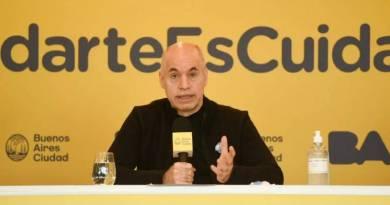 Rodríguez Larreta se pronunció respecto al inicio del aislamiento más restrictivo en la Ciudad