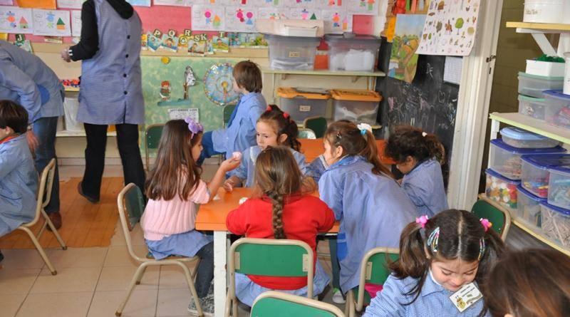 """Salas de 5 Años: Docentes rechazan la reapertura. """"Los niños no podrán usar tapaboca ni mantener la distancia social"""""""