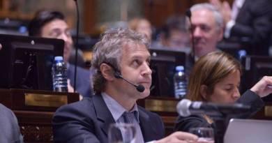 Legislatura CABA: Felipe Miguel defendió la incorporación de nuevos impuestos