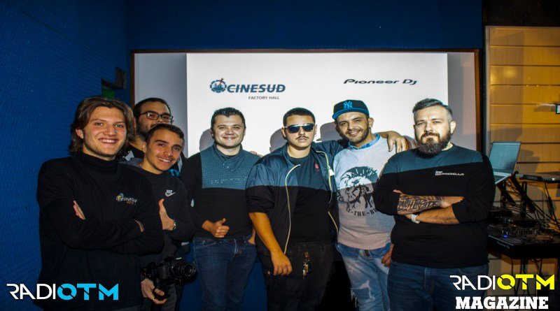 Dj Battle – Cinesud & Pioneer Dj Italia