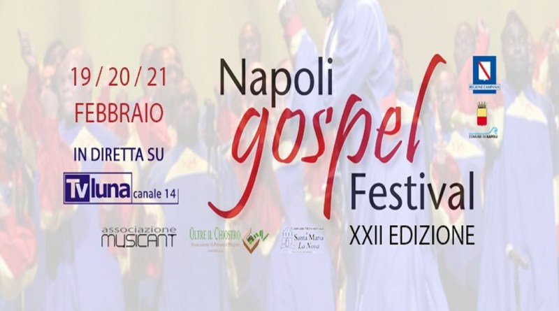 Weekend a ritmo di Gospel con il Napoli Gospel Festival 2021