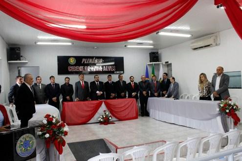 Afogados: Câmara Municipal inaugura galeria Waldecy Xavier de Meneses
