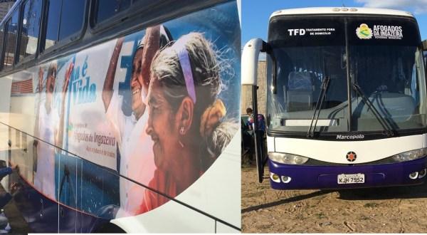 Prefeitura de Afogados adquire mais um ônibus para TFD