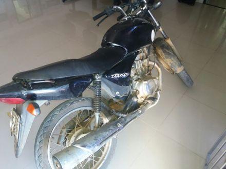 Afogados: Polícia recupera moto roubada e detém envolvidos