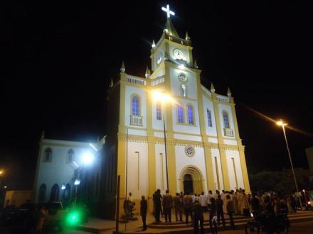 Em Tabira Prefeitura anuncia melhoria da iluminação pública