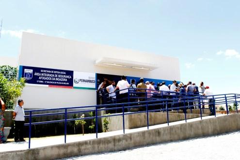 Em Afogados, inaugurada 13ª Delegacia de Polícia da Mulher