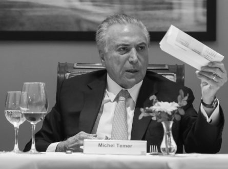 Reforma da Previdência no Senado fica para 2018, diz Michel Temer