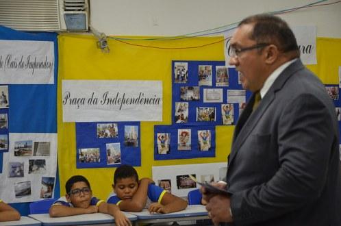Ministério Público deflagra ação institucional contra a corrupção em escolas de todo o Estado