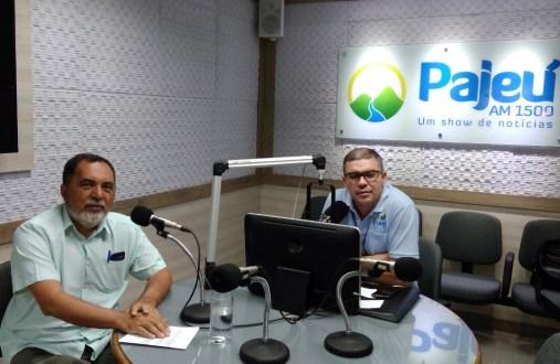 Anchieta Patriota confirma saída da CNM