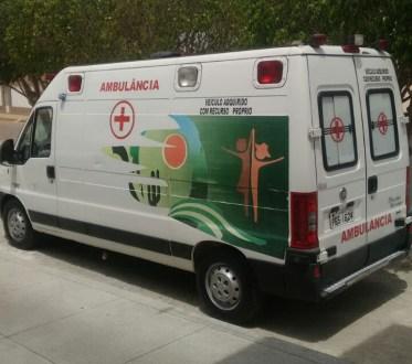Tuparetama: ambulâncias quebradas prejudicam socorro a pacientes