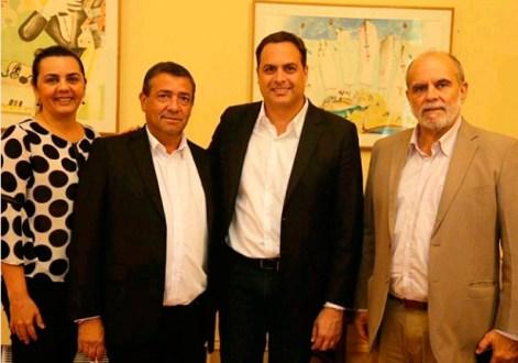 Iguaracy: em reunião com o governador Zeinha consegue recurso para obras em ponte
