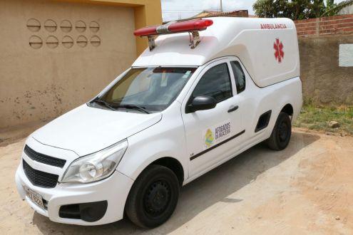 Prefeitura de Afogados cede uma ambulância ao HREC