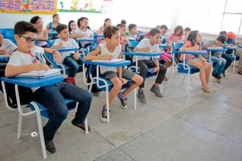 Volta às aulas leva quase doze mil alunos à rede municipal de Serra Talhada