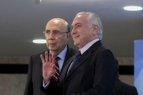 Meirelles admite disputar Presidência contra Temer, mas enfrenta dificuldade no próprio partido