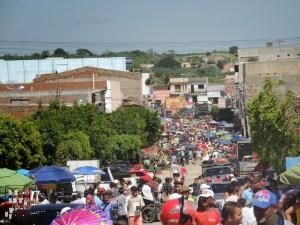 Prefeitura muda local de feira em Tabira sem combinar com feirantes e gera revolta