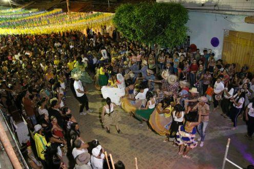 Nos bairros, Prefeitura de Afogados promove concurso de melhor arraial