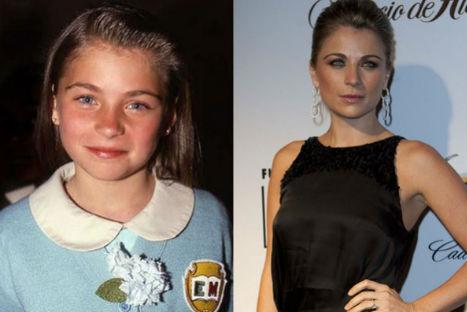 Carrusel de Niños: El antes y después de todo el elenco (FOTOS)