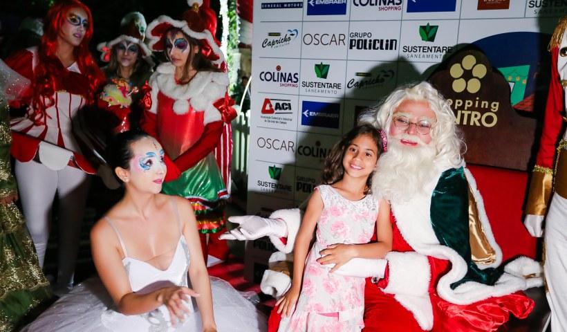 """""""Natal iluminado"""" será lançado nesta terça em São José Campos"""