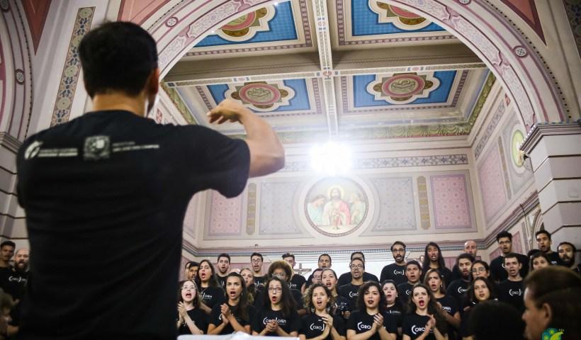 Coro Jovem seleciona 54 integrantes no começo de 2019