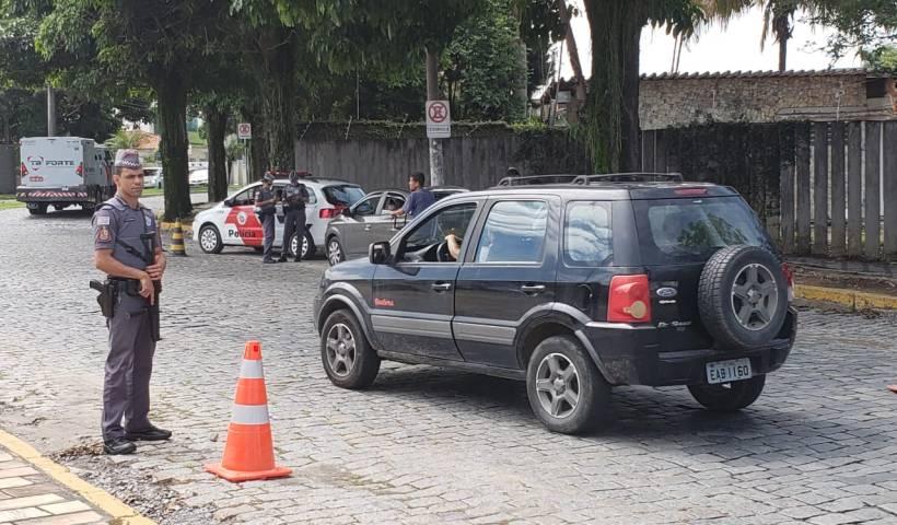 Operação da PM tem 12 presos e um adolescente detido no Vale do Paraíba