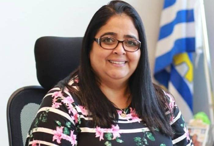 Iolene Lima não fica no Ministério da Educação