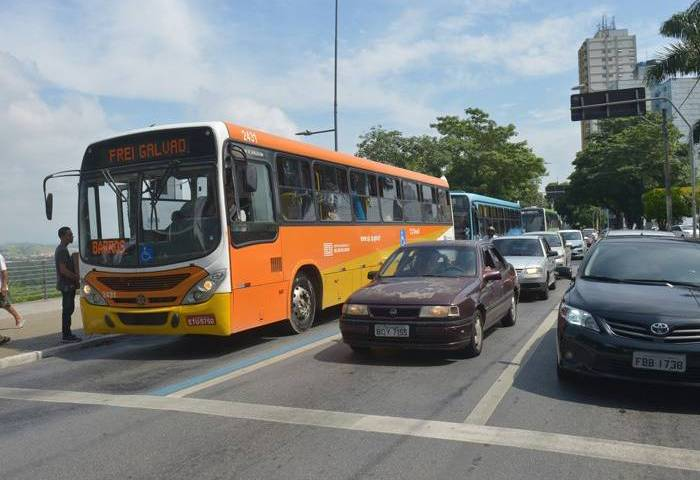 ônibus em São José dos Campos