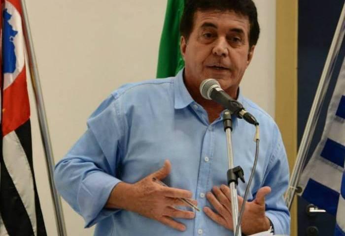 Vereador Valdir Alvarenga