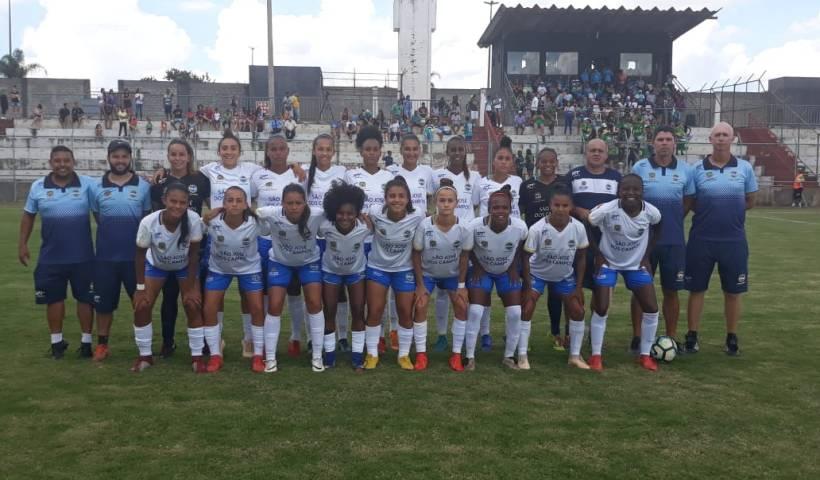 Meninas da Águia no Brasileirão 2019