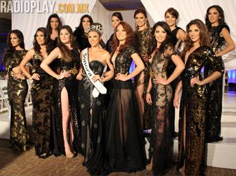 Las 12 semifinalistas de NB Sonora 2013 estuvieron en La Cobacha Hermosillo.