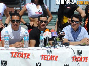 """Los sonorenses David """"Tornado"""" Sánchez y Hernán """"Tyson"""" Márquez serán protagonistas de esta velada boxistica."""